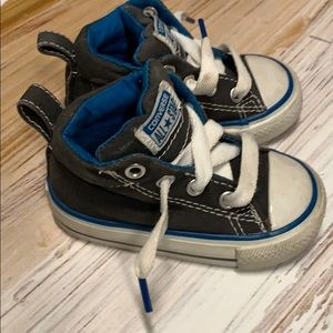 Toddler Converse All Star High Tops 4